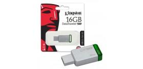 USB 3.1/3.0/2.0 DATATRAVELER 50 16GB KINGSTON