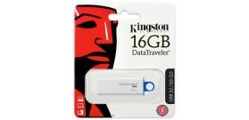 USB 3.1/3.0/2.0 DATATRAVELER G4 16GB KINGSTON