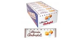 AMBROSOLI STICK LATTE/MIELE 24pz