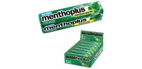 MENTHOPLUS VERDE MENTOLO/EUCALIPTO MENTA 12pz