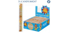 CANDY CASTLE STRISCIA SOUR POWER COLA/LIME 150pz