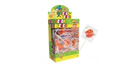 LECCA LECCA MAGIC LOLLIES PIATTO TONDO 200pz