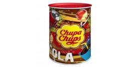 CHUPA CHUPS BARATTOLO LATTA COLA 150pz