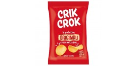 CRIK CROK PATATINE ORIGINAL 50gr 16pz
