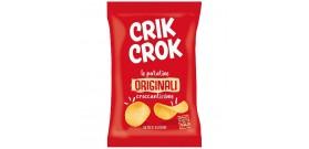 CRIK CROK PATATINE MINI ORIGINAL 25gr 54pz