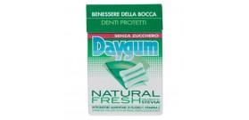 DAYGUM ASTUCCIO NATURAL FRESH C/STELVIA S/Z 20pz