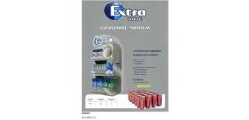 ESPOSITORE EXTRA 48astucci+60stick+24 COCA COLA OMAGGIO