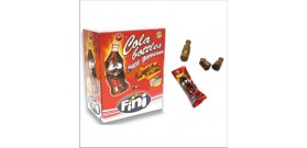 FINI COLA BOTTLES GUM LIQUID 200pz