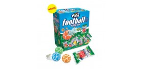 FINI FOOTBALL BUBBLE GUM FIZZ S/G 200pz