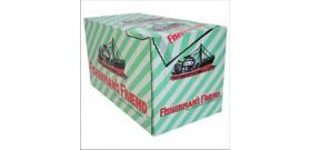 FISHERMAN'S BUSTA MENTADOLCE BIANCO/VERDE S/Z 25gr 24pz
