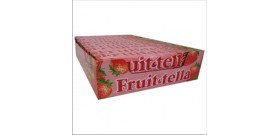 FRUITTELLA STICK MORBIDE FRAGOLA 20pz