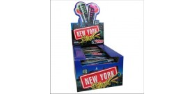 NEW YORK BLACK BARRETTA LIQUIRIZIA GELCO 150pz