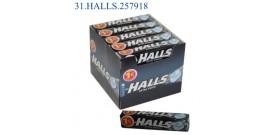 HALLS M.STICK EXTRAFORTE €1 32gr 20pz