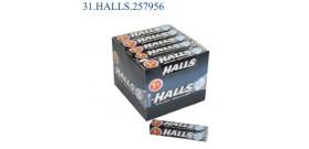 HALLS M.STICK EXTRAFORTE S/Z €1 20pz