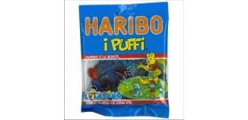 HARIBO BUSTA SCHTROUMPF(PUFFI) 100gr