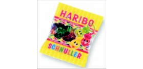 HARIBO BUSTA SCHNULLER CIUCCI FRUTTA 31219 100gr
