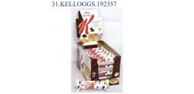 KELLOGG'S SPECIAL K CIOCCOLATO FONDENTE 21,5gr 24pz