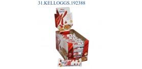KELLOGG'S SPECIAL K MIRTILLI ROSSI 21,5gr 30pz