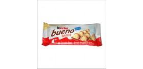 KINDER BUENO WHITE T2 6287 30pz