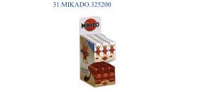 MIKADO LATTE/FONDENTE 39gr 48pz