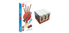 MIKADO POCKET CIOCCOLATO AL LATTE 39gr 24pz