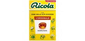 RICOLA ASTUCCIO ERBE BALSAMICHE S/Z 50gr 20pz