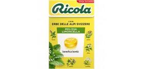 RICOLA ASTUCCIO MELISSA/LIMONCELLA S/Z 50gr 20pz