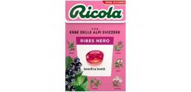 RICOLA ASTUCCIO RIBES NERO S/Z 50gr 20pz