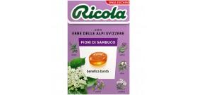 RICOLA ASTUCCIO FIORI DI SAMBUCO S/Z 50gr 20pz