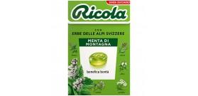 RICOLA ASTUCCIO MENTA DI MONTAGNA S/Z 50gr 20pz