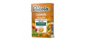 RICOLA ASTUCCIO CARAMELLO Melissa d'oro S/Z 50gr 20pz