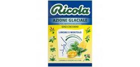 RICOLA ASTUCCIO AZ.GL.LIMONE E MENTOLO S/Z 50gr 20pz
