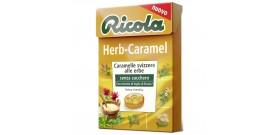 RICOLA ASTUCCIO HERB-CARAMEL S/Z 50gr 20pz