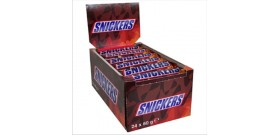 SNICKERS SHOW BOX 50gr 24pz ®