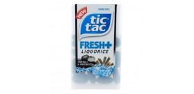 TIC TAC FRESH+ ASTUCCIO PVC E1 LIQUIRIZIA 14gr 12pz