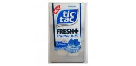 TIC TAC FRESH+ ASTUCCIO PVC E1 STRONG MINT 14gr 12pz