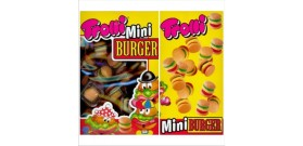 MINI BURGER TROLLI 800gr 80pz