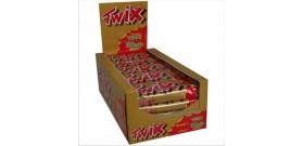 TWIX SHOW BOX 50gr 25pz