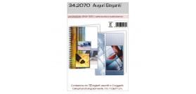 BIGLIETTO AUGURALE 11,5x17 AUGURI S/TESTO ELEGANTE 2s.