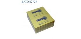 12 BLOCCHI ADESIVI TARTAN 100fg 7,6x12,7cm
