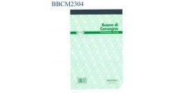 BLOCCO BUONI CONSEGNA 15x22,5 - 33 moduli 3 copie