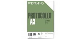 CARTA PROTOCOLLO FABRIANO 60gr 200fg 4MM