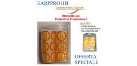 6 ROTOLI ETICHETTE AD. OFFERTA SPECIALE °40(et.350x6)BLISTER