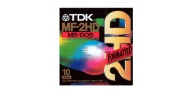 FLOPPY DISK TDK 2HD 3,5