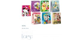 SHOPPER CARTA DISNEY 33x24x16cm ASSORTITE x12