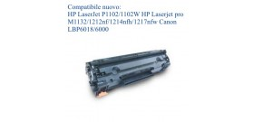 TONER BLACK RIG.HP CANON CE285A 725 ®